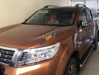 Bán xe Nissan Navara sản xuất 2016, màu nâu giá cạnh tranh