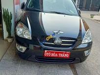 Bán xe Kia Carens đời 2011, màu đen