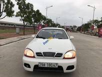 Cần bán lại xe Daewoo Lanos năm sản xuất 2004, màu trắng còn mới, giá 75tr