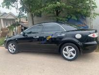 Cần bán xe cũ Mazda 6 năm sản xuất 2003, màu đen