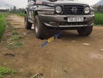 Cần bán xe Ssangyong Korando sản xuất năm 2004, màu xám, xe nhập