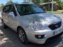 Bán xe cũ Kia Carens đời 2015, màu bạc