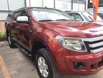 Cần bán Ford Ranger sản xuất năm 2013, màu đỏ, nhập khẩu, giá chỉ 425 triệu