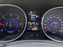 Bán Hyundai Santa Fe năm sản xuất 2015, màu đen, nhập khẩu, giá 880tr
