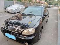 Bán ô tô Daewoo Lanos sản xuất năm 2004, màu đen chính chủ, giá tốt