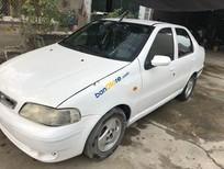 Cần bán lại xe Fiat Siena sản xuất năm 2002, màu trắng, giá 56tr