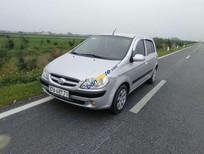Bán Hyundai Getz năm sản xuất 2008, màu bạc, nhập khẩu nguyên chiếc