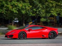 Bán Lamborghini Huracan LP580 đời 2016, màu đỏ, xe nhập