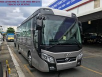 Bán xe Thaco Meadow TB85S sản xuất năm 2020, cần mua xe 29 chỗ Thaco bầu hơi