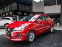 Cần bán xe Mitsubishi Attrage CVT sản xuất 2020, màu đỏ, nhập khẩu nguyên chiếc