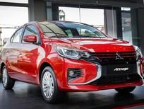 Cần bán Mitsubishi Attrage GLS sản xuất 2020, màu đỏ, nhập khẩu nguyên chiếc
