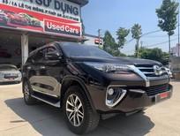 Cần bán Toyota Fortuner 2.8 năm sản xuất 2018, màu nâu số tự động