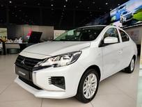 Cần bán Mitsubishi Attrage mới 2021, màu trắng, nhập khẩu, rẻ nhất Quảng Nam Đà Nẵng