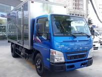 Giá bán xe tải Nhật 3.5 tấn Fuso Canter6.5 tại Fuso Hải Phòng