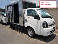 Xe tải Thaco trả góp 70%, tải 1.9 tấn, động cơ Hyundai, nhiều loại thùng