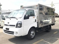 Bảng giá xe tải Kia 2T49 mới nhất 2020, Thaco Kia K250, thùng kín - thùng mui bạt