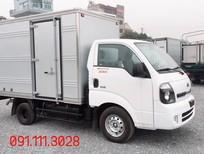Dòng xe tải Kia 2.4 tấn Hàn Quốc thùng kín - Hỗ trợ giao xe tận nhà