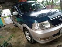 Cần bán gấp Toyota Zace GL đời 2003, màu xanh 158 triệu