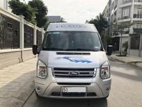 Cần bán Ford Transit sản xuất 2018, đăng kí 2019, còn bảo hành hãng