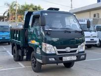 Xe Ben Thaco FORLAND 𝐅𝐃𝟐𝟓𝟎. 𝐄𝟒 - thùng 2,1 khối - tải trọng 2,49 tấn - 2020 - hỗ trợ trả góp