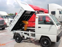 Xe tải Su Ben 5 tạ ~ Suzuki 500kg, xe Ben Suzuki tải 500kg, đại lý Suzuki ở Bình Dương