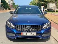 Bán xe Mercedes C200 màu xanh 2018 siêu đẹp giá siêu tốt