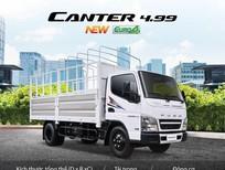 Xe tải Mitsubishi 1.9, 2.1 tấn Fuso Canter 4.99, hỗ trợ trả góp 75%