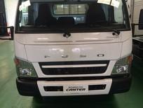 Bán xe tải Nhật Bản Fuso Canter 6.5 thùng bạt