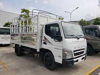 Xe tải Mitsubishi Fuso Canter 4.99 - 1,99T - thùng bạt new 2020