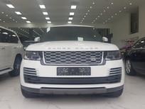 Bán Range Rover Autobiography LWB 3.0L P400 màu trắng, sản xuất 2020, mới 100%