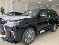 Bán Lexus LX570 xuất Mỹ sản xuất 2020 màu đen, mới 100%, giao ngay
