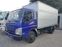 Cần bán xe tải Fuso Canter 6.5 2021, màu xanh lam