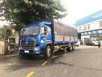 Bán xe tải 3 chân 14T Auman C240 trả góp lãi suất thấp
