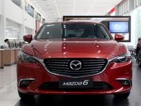 Mazda 6 2.5 Pre 2018 mới 100% - Giá giảm kịch sàn - Hỗ trợ 100% phí trước bạ - Tặng quà phụ kiện khi tới showroom