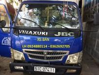 Bán xe ô tô tải VINAXUKI thùng kín dài 4,3 mét, 1t25 chạy tp ok. Xe cũ đã qua sử dụng. Chủ xe chăm xe kỹ máy móc tốt
