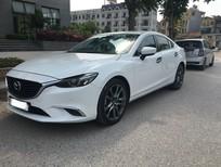 Bán xe Mazda 6 2017, màu trắng xe gia đình đi ít còn rất mới