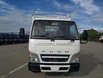 Bán xe tải model mới - Mitsubishi Fuso Canter 4.99 đời 2020 thùng bạt