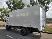 Bán xe tải model mới - Mitsubishi Fuso Canter 4.99 đời 2020 thùng kín