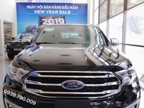 Bán Ford Everest Trend sản xuất 2020, xe nhập
