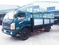 Bán xe tải thùng Chiến Thắng 6,4 tấn, thùng dài 6,4m giá cực rẻ