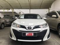 Cần bán xe Toyota Vios E 2018, màu trắng, giá giảm mạnh
