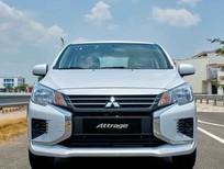 Bán ô tô Mitsubishi Attrage năm 2020, màu trắng, nhập khẩu