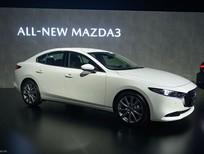 Mazda 3 2020 Luxury màu trắng giao liền, ưu đãi lên tới 55 triệu