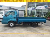 Cần bán xe tải Kia K250 thùng lửng tải trọng 2T5 vào thành phố đời 2020