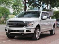 Bán ô tô Ford F 150 Limited 2021, màu trắng, nhập khẩu Mỹ nguyên chiếc