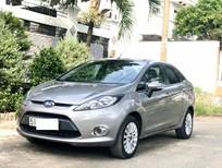 Mình cần bán Ford Fiesta AT, màu xám, model 2013