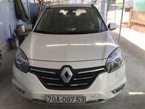 Bán xe Renault Koleos Privilege 4x4 AWD 2015, màu trắng, xe nhập, giá 900tr