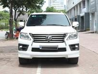 Cần bán xe Lexus LX570 2015, màu trắng, xe tên cá nhân chính chủ từ đầu