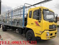 Xe tải Dongfeng 8 tấn thùng siêu dài 9m5, bán xe tải Dongfeng B180 8 tấn thùng dài 9m5