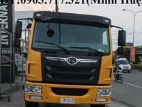 Xe ben Dongfeng 7 khối giá nhà máy, xe ben Dongfeng 1 cầu thùng 7 khối giá tốt nhất